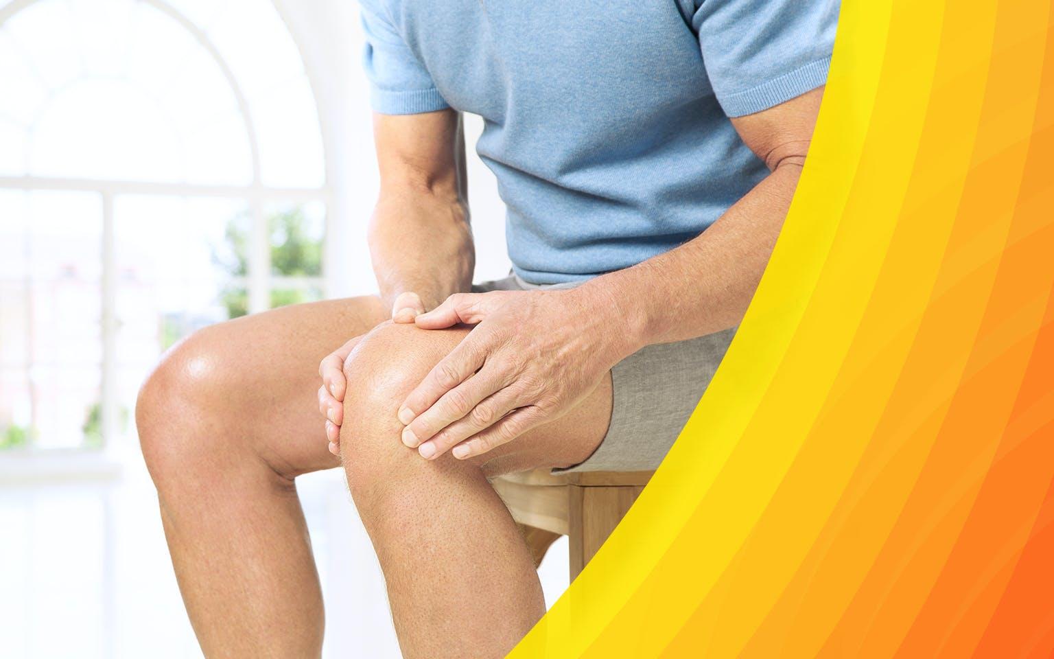 gelis spuogai ir sąnarių kojos skausmai nuo stuburo