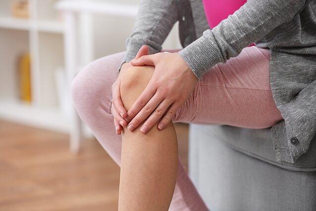 kaip sumažinti skausmą rankų sąnarius