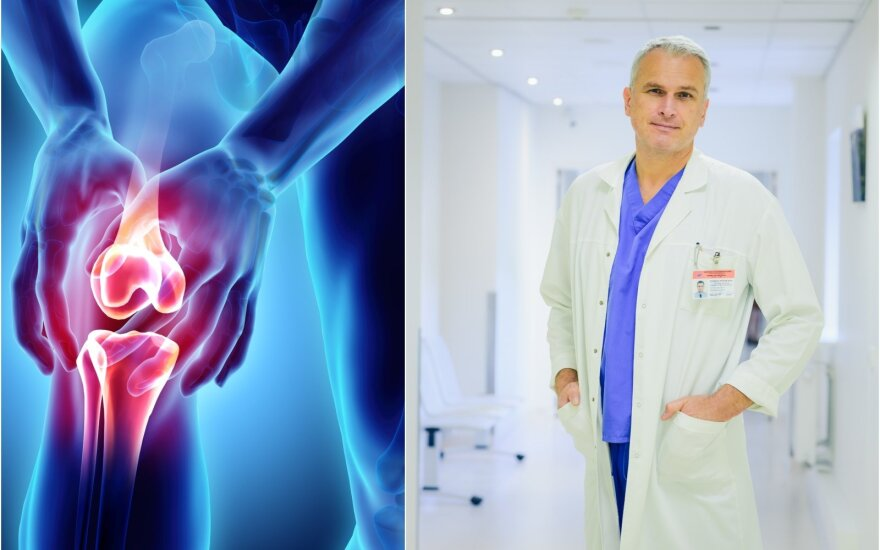 iš sąnarių skausmas išvaizda gril į į artrozė sąnario