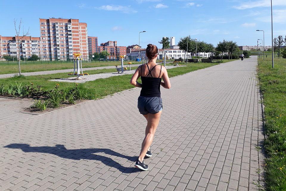 sąnarių skausmas po bėgiojimas