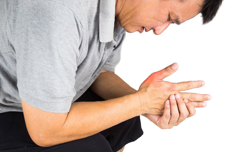 uždegimas visų priežastį sąnarių nervu sakneliu uzdegimas petyje