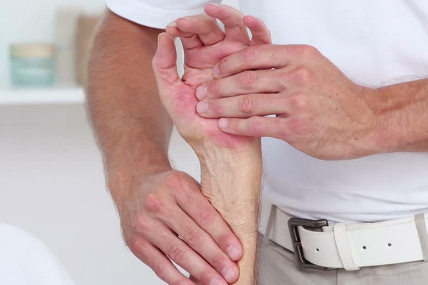 ledlaužių sąnarių skausmas