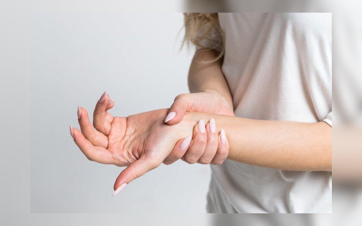 priežastis nuo pirštų sąnarių ligoms