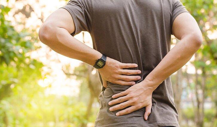 išlaikyti skausmą po kritimo gliukozaminas gamtos namai
