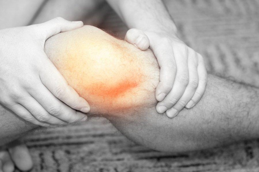 miežių ir sąnarių skausmas
