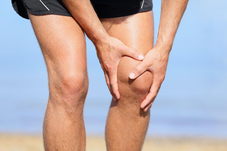 sąnarių skausmas atsižvelgiant į ciklo viduryje