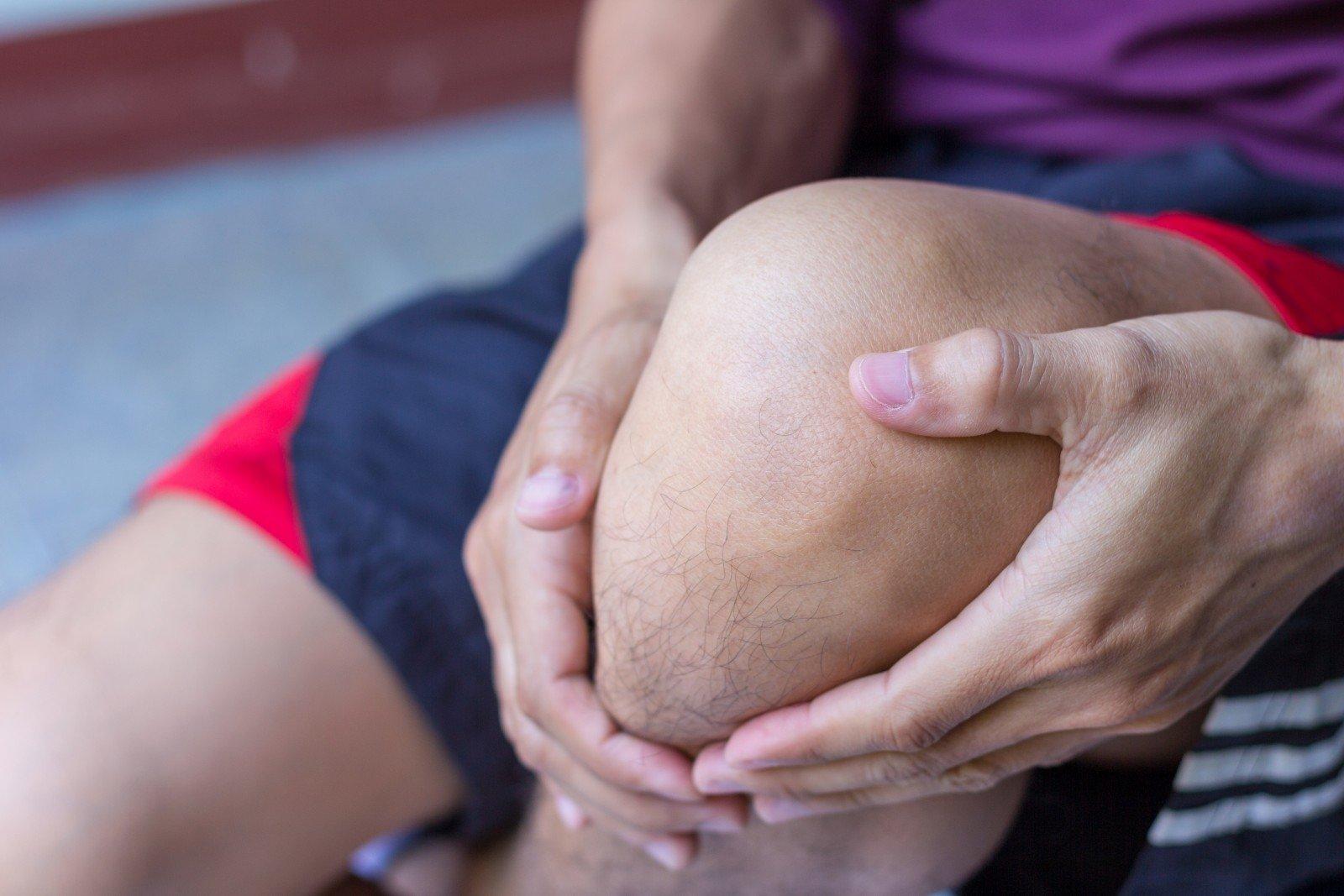 kaip kurti po sužeidimo sąnarius skauda šlaunikaulį