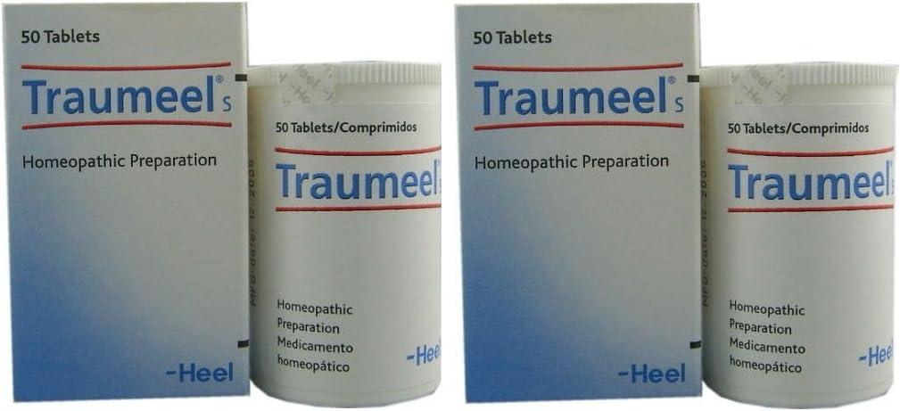 traumeel tabletės