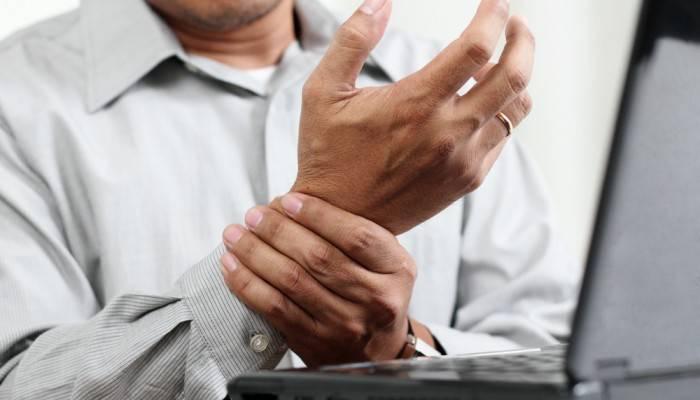 kaip pašalinti iš rankų sąnarių uždegimą ką sąnariai atrodo artritas