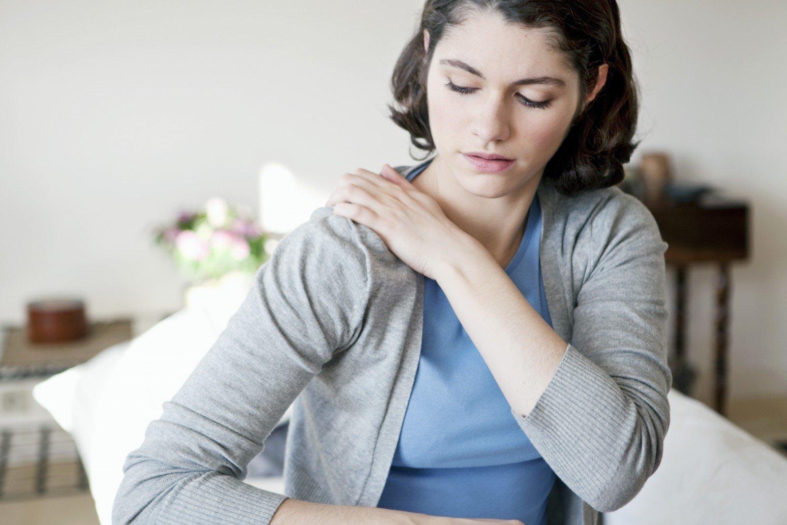 liaudies medicinoje skausmas į petį palaikyti