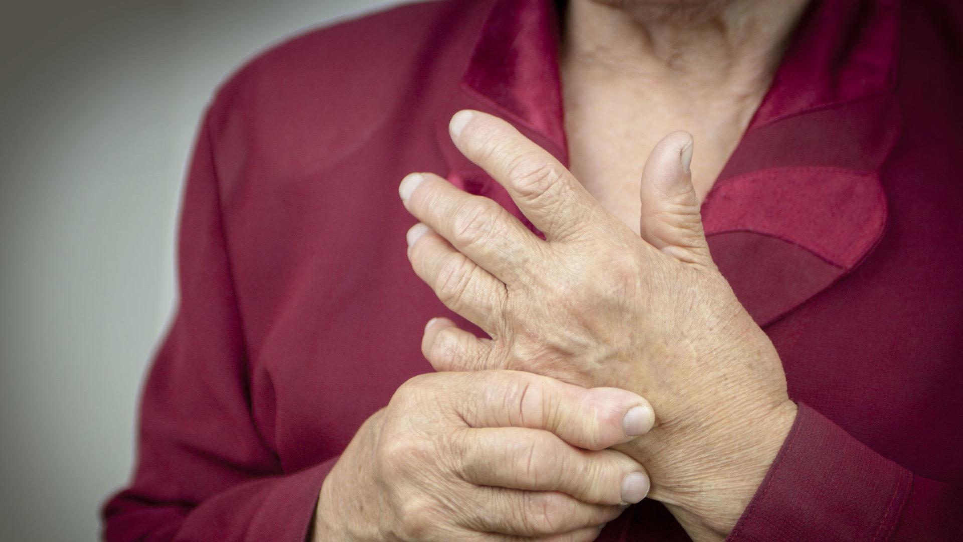 bendras skauda ranka kaip gydyti sąnarių skausmas