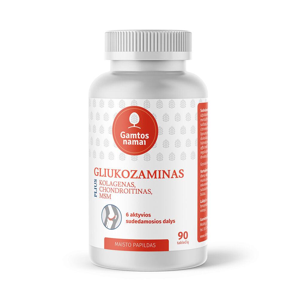 gliukozaminas ir chondroitino kaina ir atsiliepimai gydymas artrozė bado