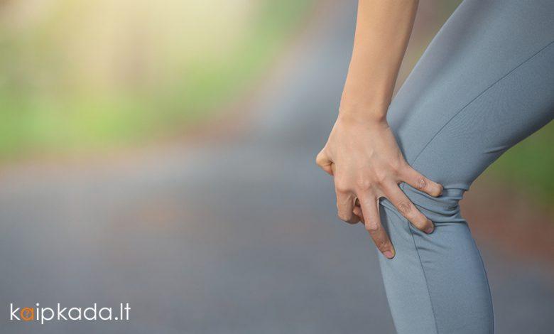 priežastis sąnarių skausmo