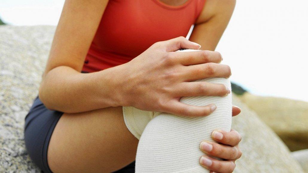 riešo raiščių plyšimas ala skausmas