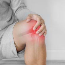 sanariu skausmas ir berimas gydymas šokių sąnarių