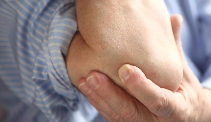 gelis sergančių sąnarių sąnarių skausmas iš darbo