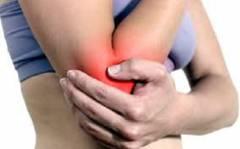 kojos nykscio sanario skausmas