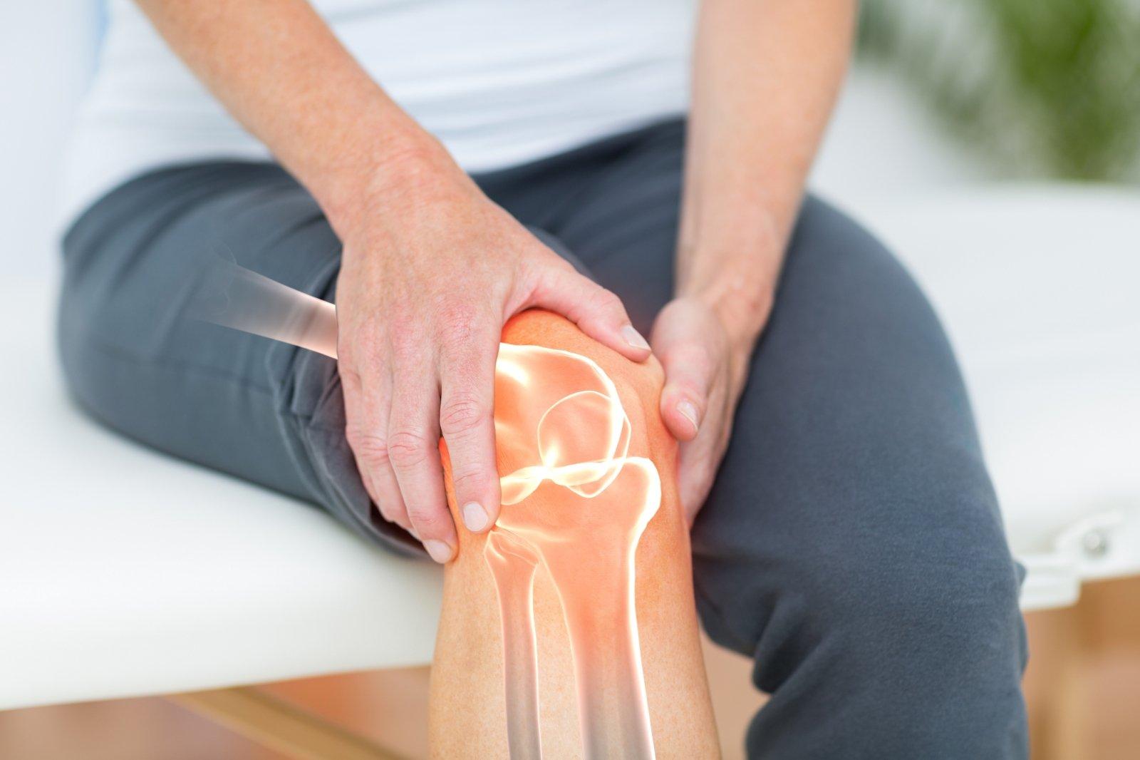 skausmas artrozės sąnarių
