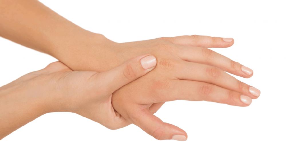 artritas ir tirpimą kairės rankos išlaikyti disease jaws