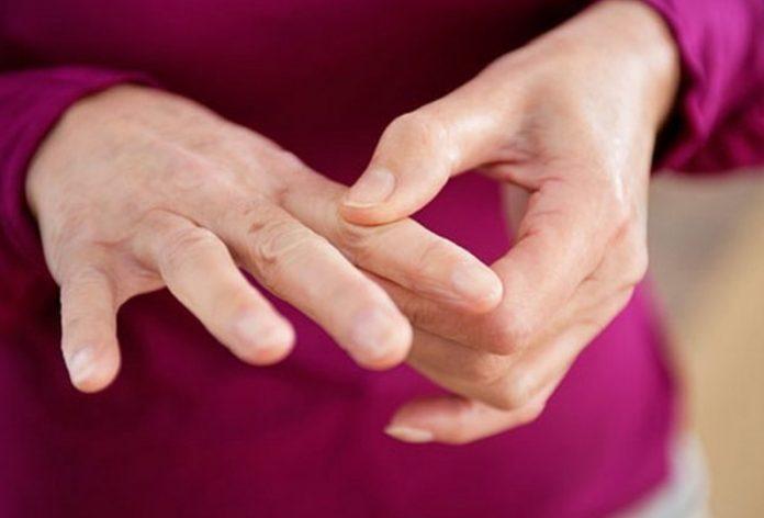 artritas piršto liaudies gynimo priemonės ligos nuo alkūnės sąnario nervo