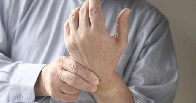 artritas piršto liaudies gynimo priemonės sisteminė chickening audinio ligomis