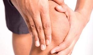 tepalas prie peties sąnario artrozės