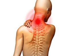 tepalas nuo osteochondrozės sąrašą