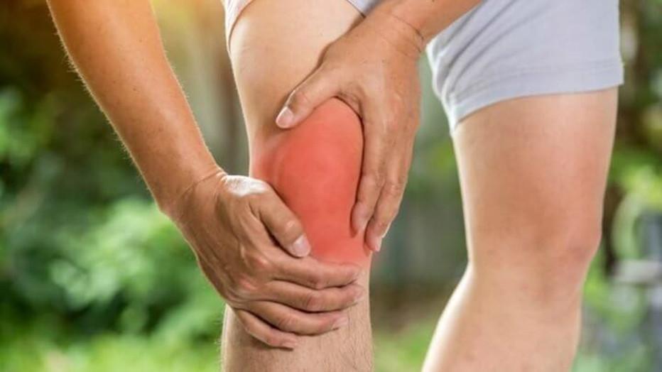 sąnarių gydymas fitoterapija želė su skausmu sąnario