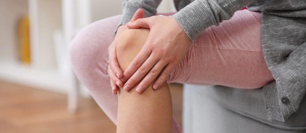 kaip skauda sąnarius su sklerodermija