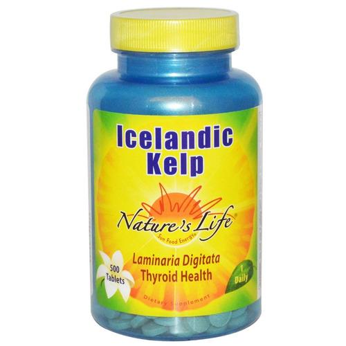 sea kelp tabletes