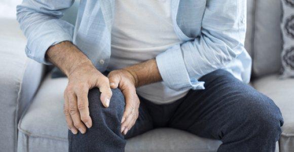 paskaita apie ligų sąnarių klajojo sąnarių skausmą