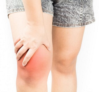 edema in knee joint treatment