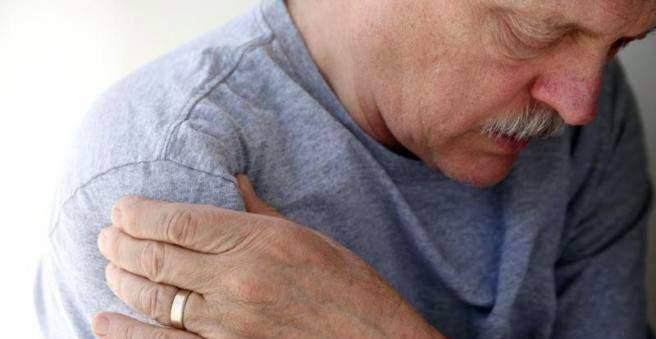 išsigimsta artrito peties sąnario komplikacijos po traumos peties sąnario