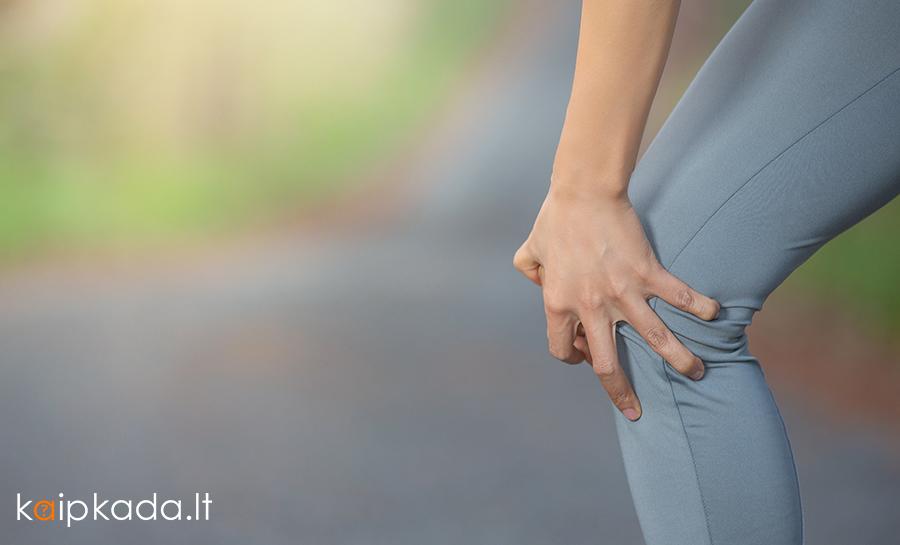ką gerti sąnarių skausmas traškėjimas visus sąnarius gydyti