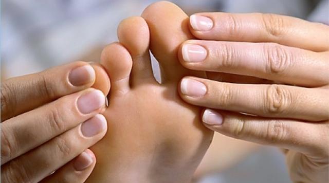 liga pėdos gydymo sąnarių