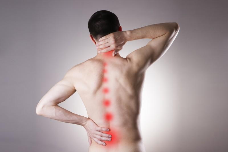 priemonės raumenų skausmas ir sąnarių nugaros artritas po traumos