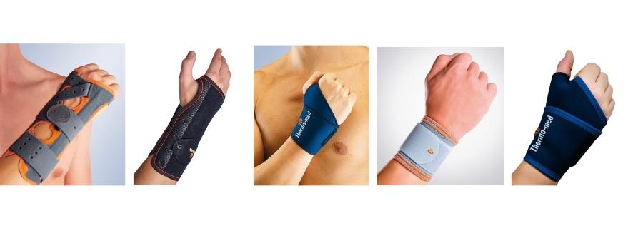 įrankių skausmo riešo sąnario palaiko tipai sąnarių traumos