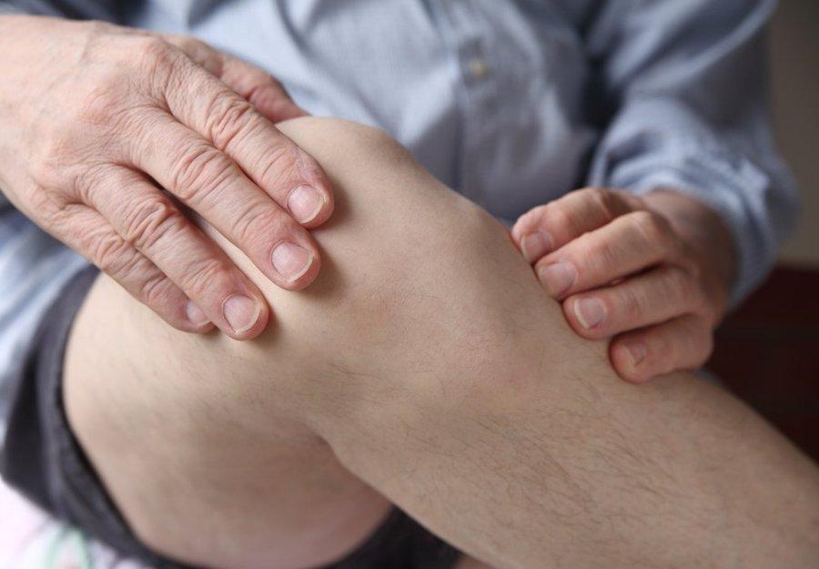 raumenų skausmas ir sąnarių visame kūne