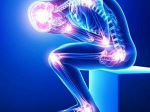 lėšos iš sąnarių uždegimas swelling in joints on right side of body