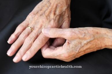 skausmas didelis pirštas teptuku rankoje sąnario