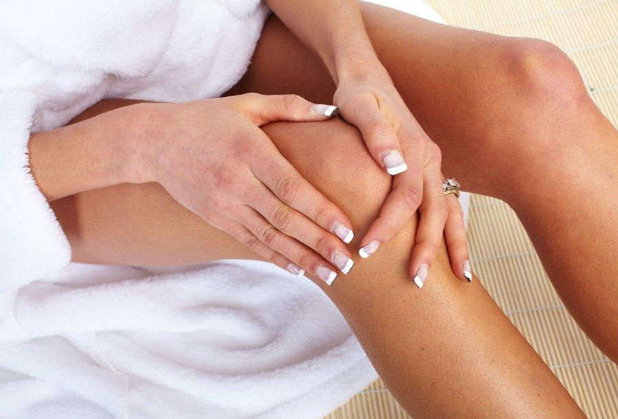 sąnarių skausmas po tempimo ant gijų