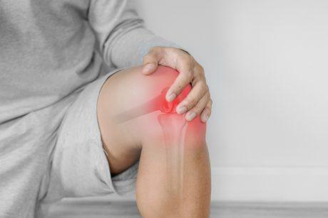 skausmas sąnariuose ir antsvoriu